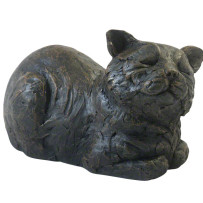 Contented Cat (Cast Resin)