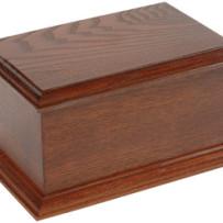 Arun Wooden Casket